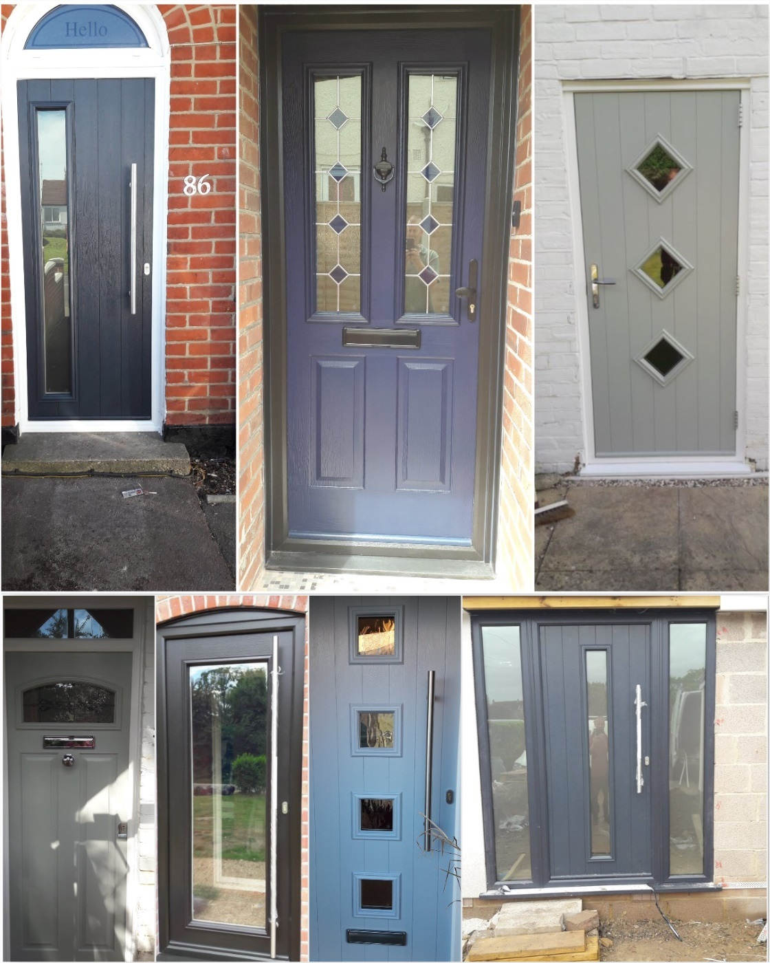 Solidor Door Installations & Solidor Door Installations - Clarity Glass and Glazing Ltd